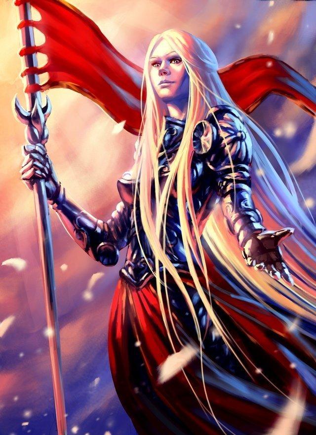 Priestess Image