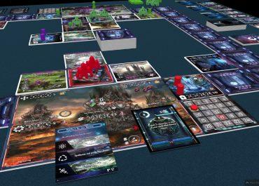 Tabletopia Preview - Ark: Awakening