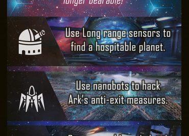 Your missions Ark: Awakening